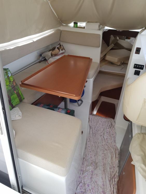 Boat rental Mandelieu-la-Napoule cheap Antares 7.80