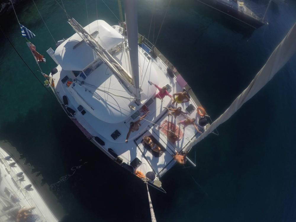 Rental yacht Furnari - Lagoon 380 on SamBoat