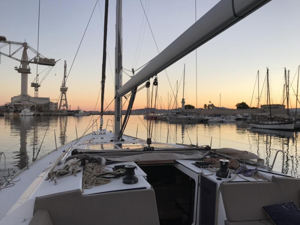 Boat rental Dufour Dufour 512 Grand Large in Agde on Samboat