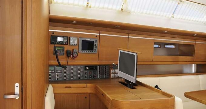 Boat rental Naples cheap Dehler 60