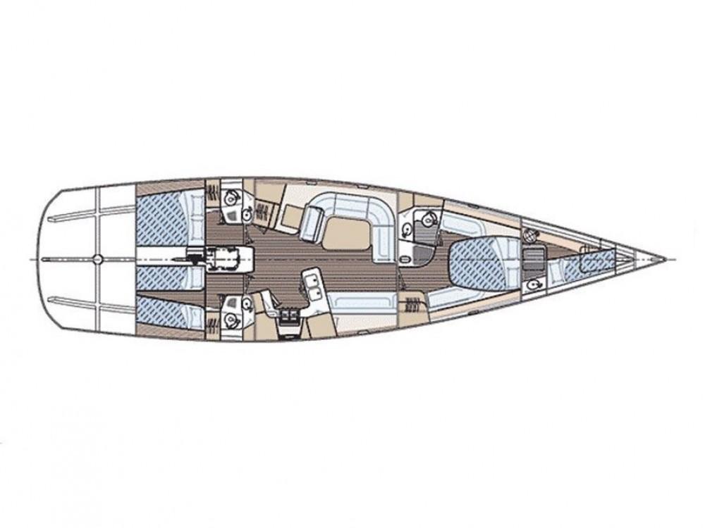 Rental Sailboat in Naples - Dehler Dehler 60