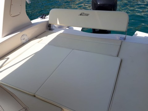 Hire RIB with or without skipper Marsea Split