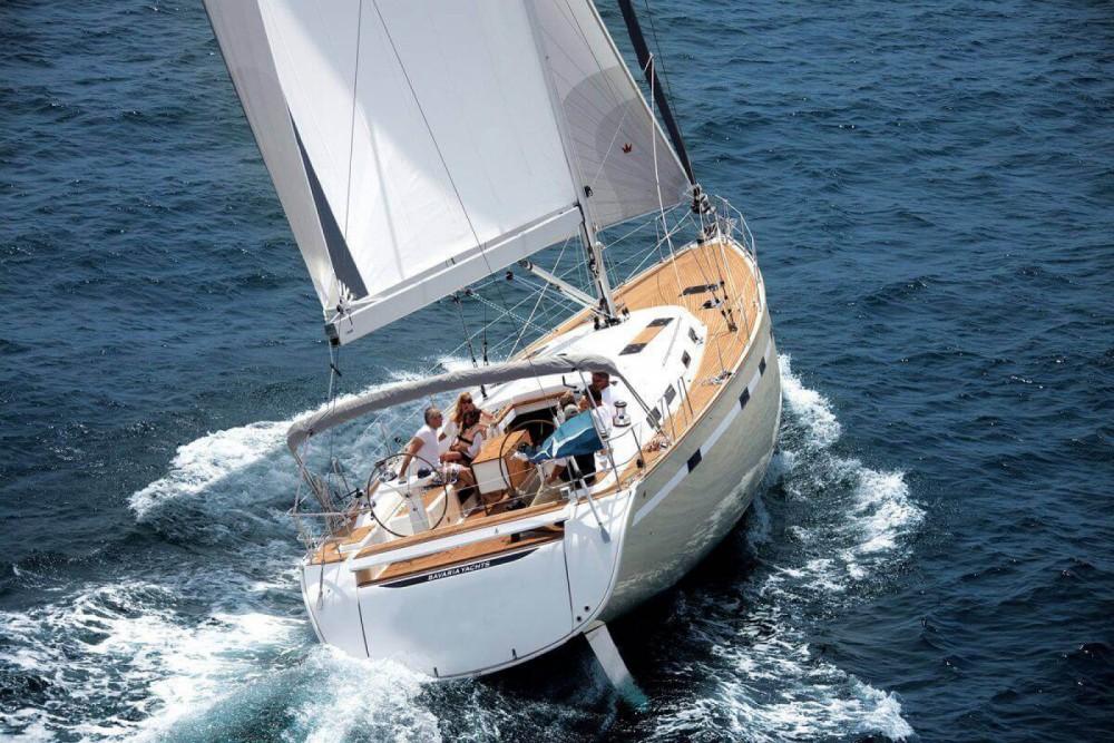 Rent a Jeanneau Sun Odyssey 42 Barcelona