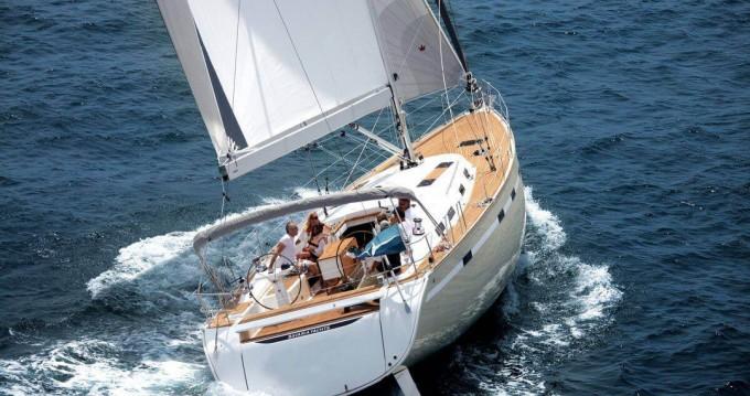 Boat rental Barcelona cheap Sun Odyssey 42