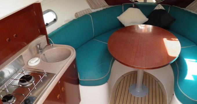 Boat rental Jeanneau Leader 805 in Fréjus on Samboat