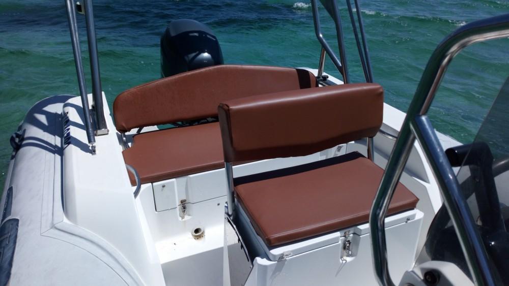 Rental yacht Saint-Florent - Capelli Tempest 625 on SamBoat