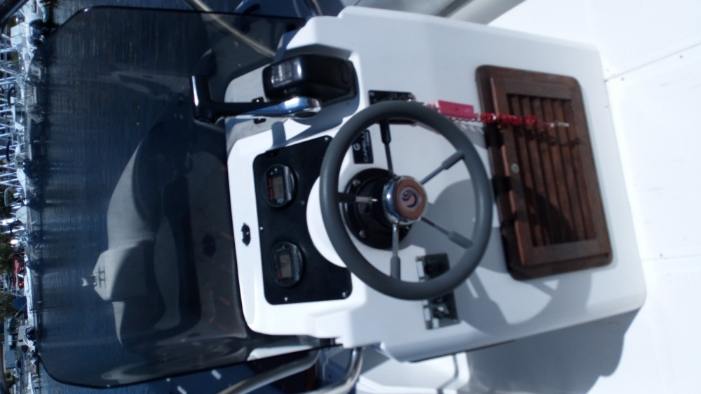 Hire RIB with or without skipper Capelli Saint-Florent
