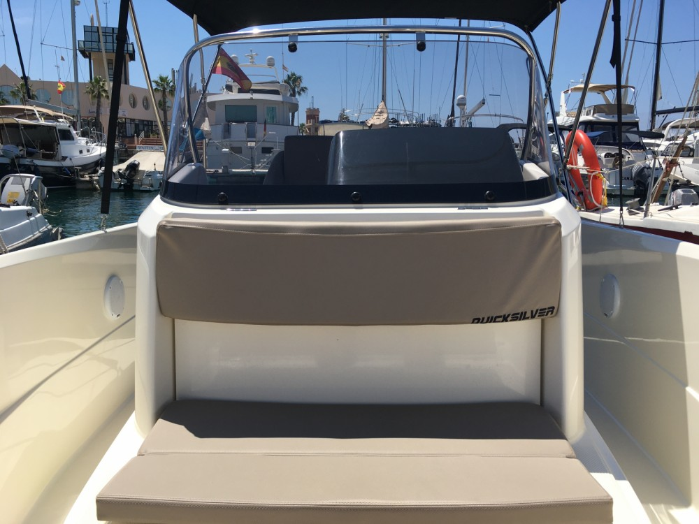 Rental yacht Alicante - Quicksilver Activ 605 Open on SamBoat