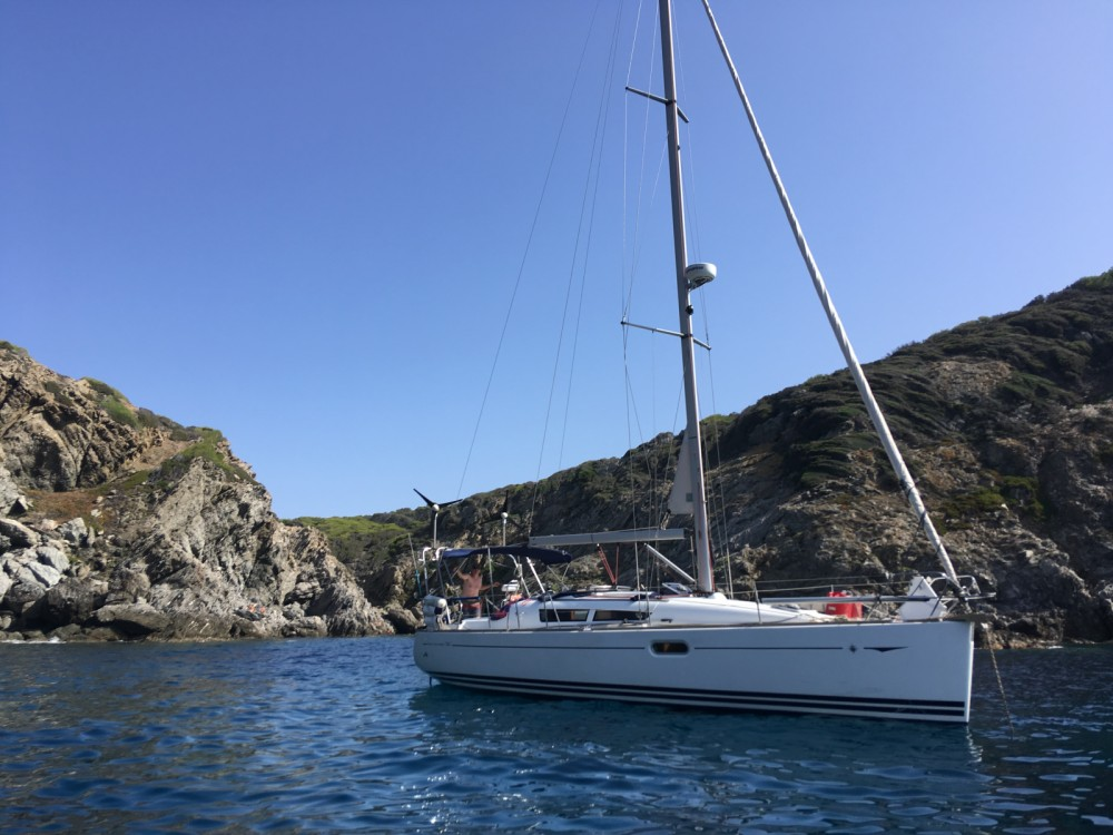 Boat rental Mandelieu-la-Napoule cheap Sun Odyssey 36i