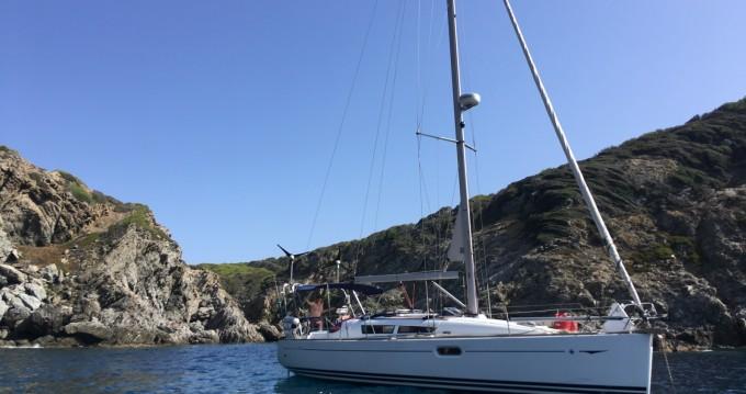 Rent a Jeanneau Sun Odyssey 36i Mandelieu-la-Napoule