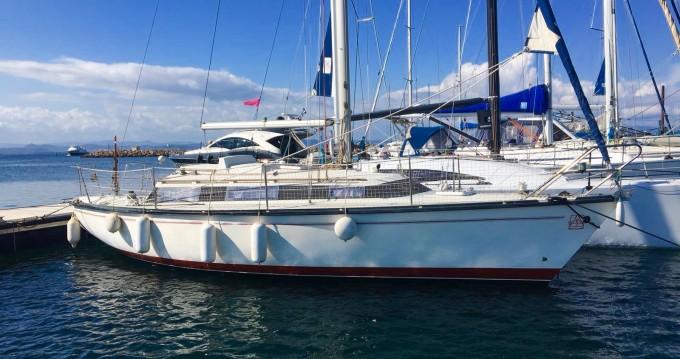 Rental yacht Hyères - Dufour Sloop 3800 on SamBoat