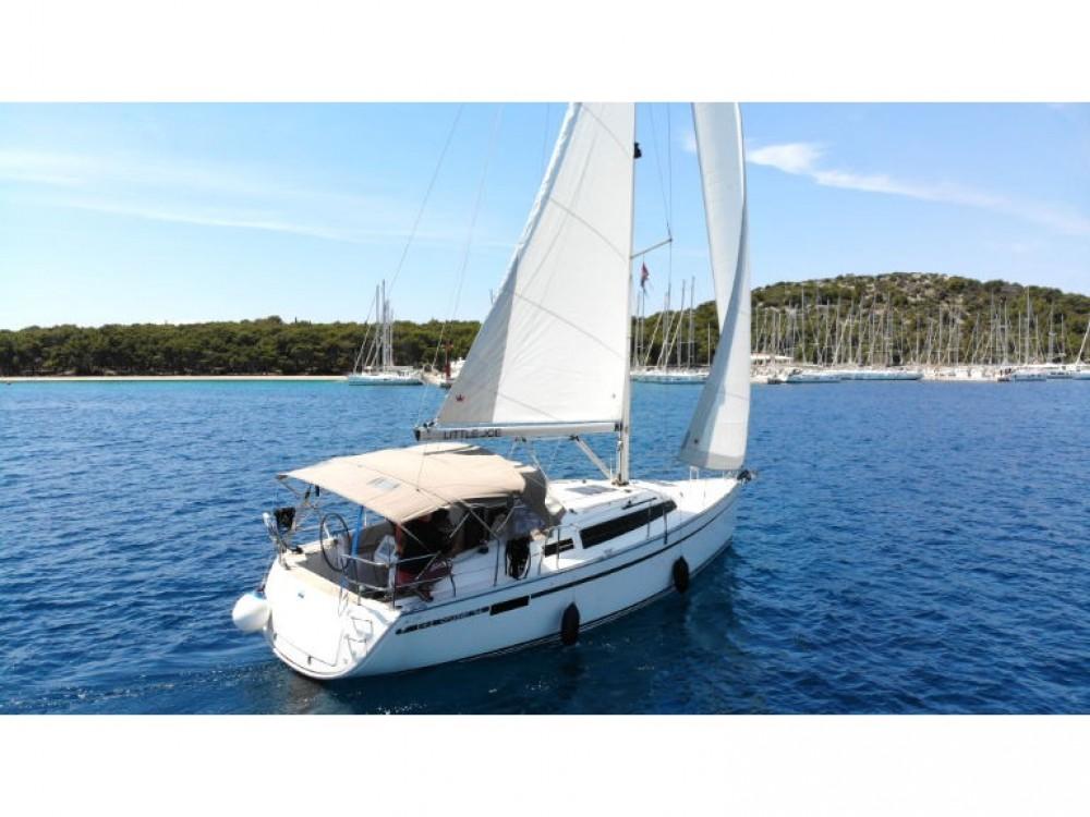 Bavaria Bavaria Cruiser 34 between personal and professional Rogoznica