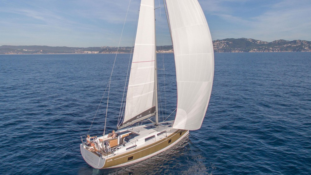 Hanse Hanse 418 between personal and professional Rogoznica