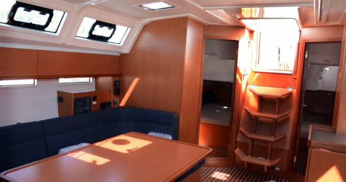 Rental yacht Messina - Bavaria Bavaria 46 Cruiser on SamBoat