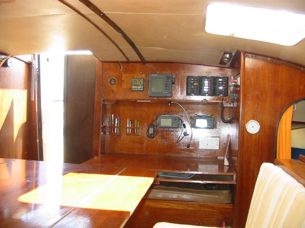 Rent a Sail craft Comanche Ajaccio
