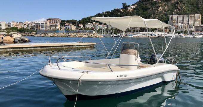 Rental yacht Blanes - Astec FIBER 400 on SamBoat