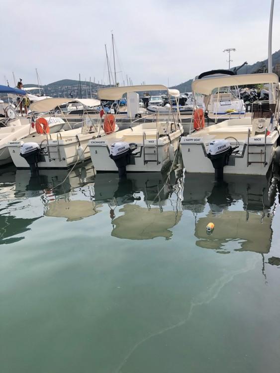 Rental Motorboat in Mandelieu-la-Napoule - Selva Tiller 48