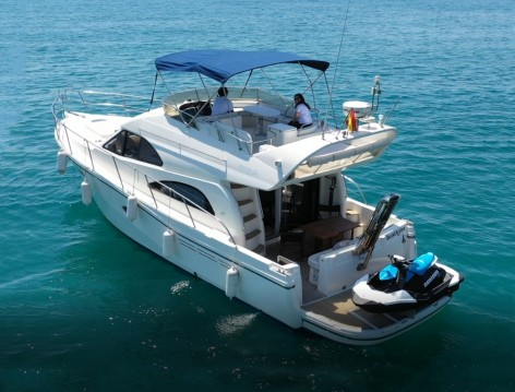 Boat rental Estepona cheap Rodman 41