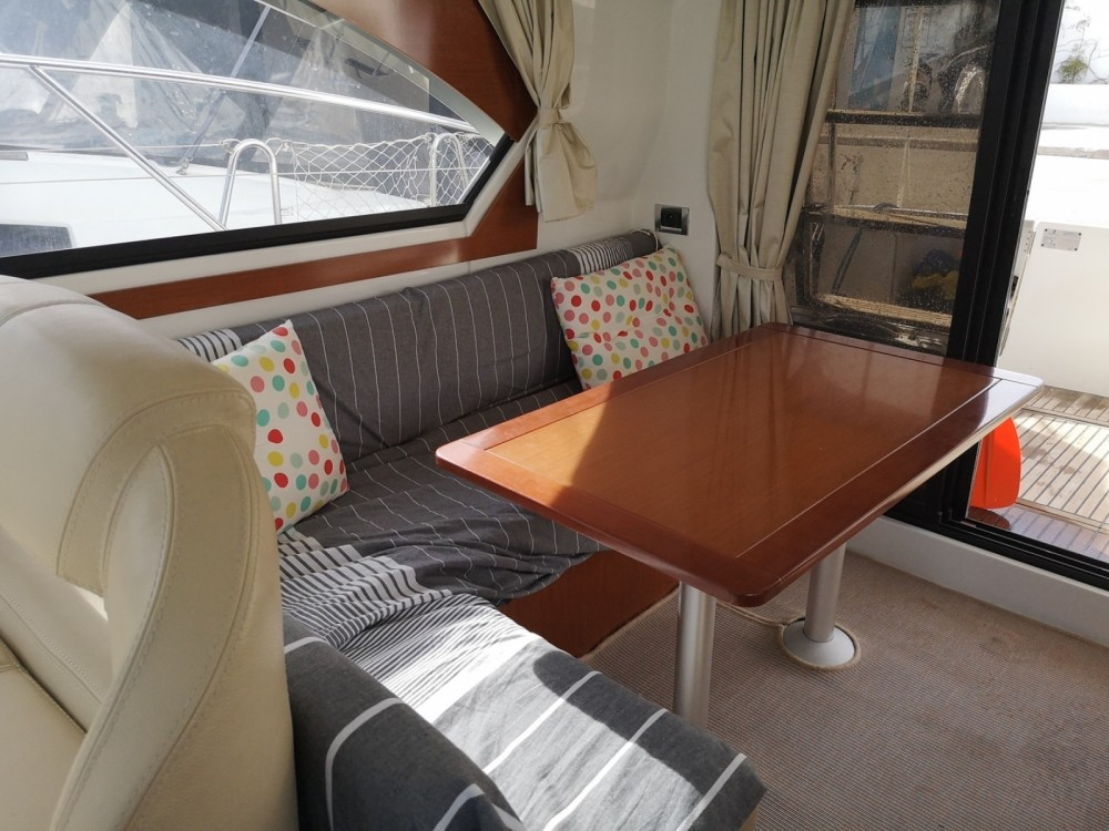 Boat rental Marseille cheap Antares 36