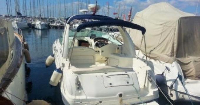 Rental Motorboat in Estepona - Sea Ray Sea Ray 315 Sundancer