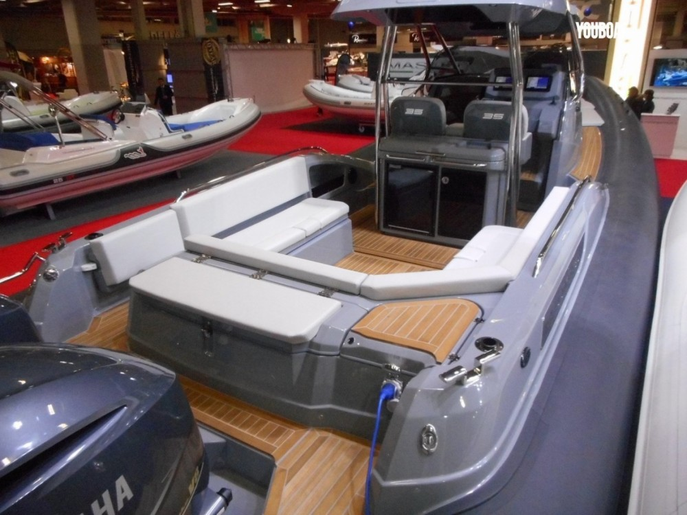 Hire RIB with or without skipper Joker Boat Marseille