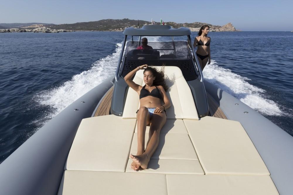 Rental yacht Marseille - Joker Boat Clubman 35 on SamBoat