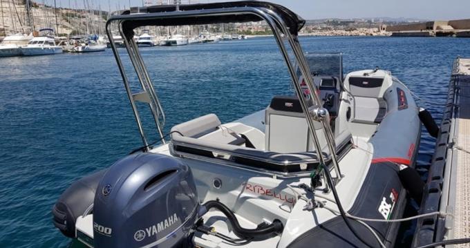 Rental RIB in Marseille - Bsc BSC 70 Sport