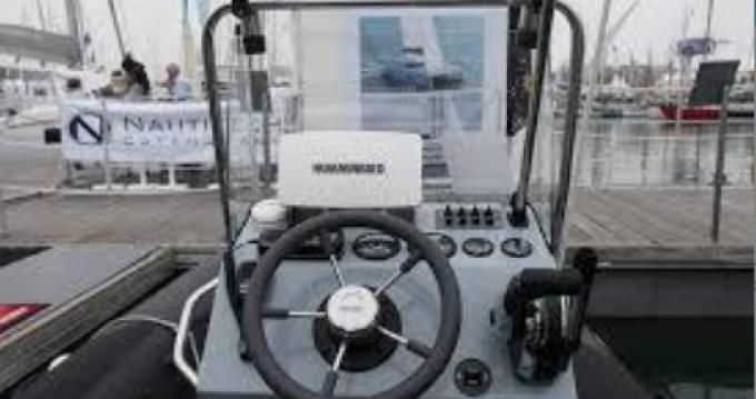 Rental RIB in Marseille - Valiant Valiant 550 Sport Fishing