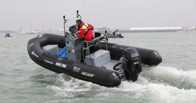 Hire RIB with or without skipper Valiant Marseille