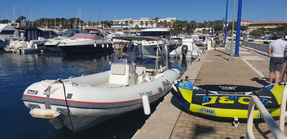 Rental yacht Hyères - Bwa Sport 22 GT on SamBoat