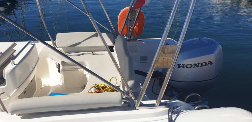 Bwa Sport 22 GT between personal and professional Hyères