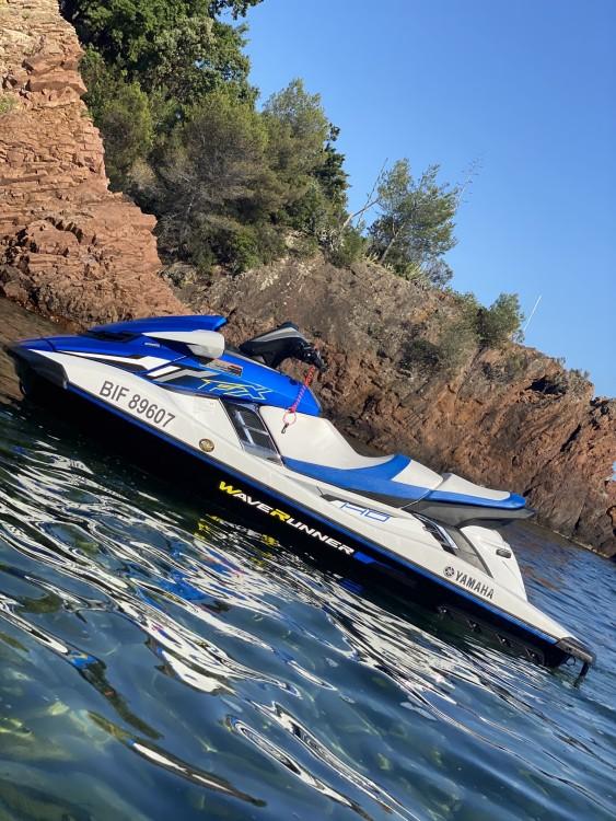 Hire Jet Ski with or without skipper Yamaha Mandelieu-la-Napoule