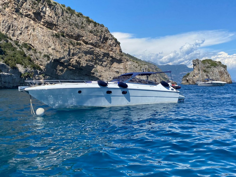 Rental yacht Castellammare di Stabia - garispa Gari32 on SamBoat