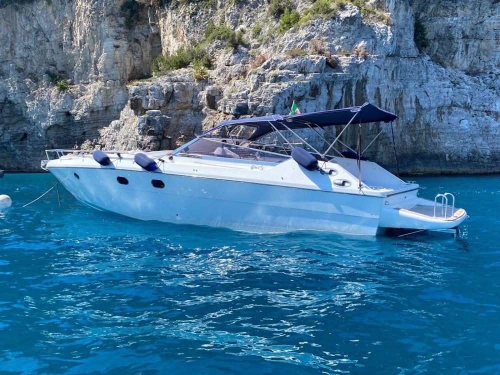Boat rental Castellammare di Stabia cheap Gari32