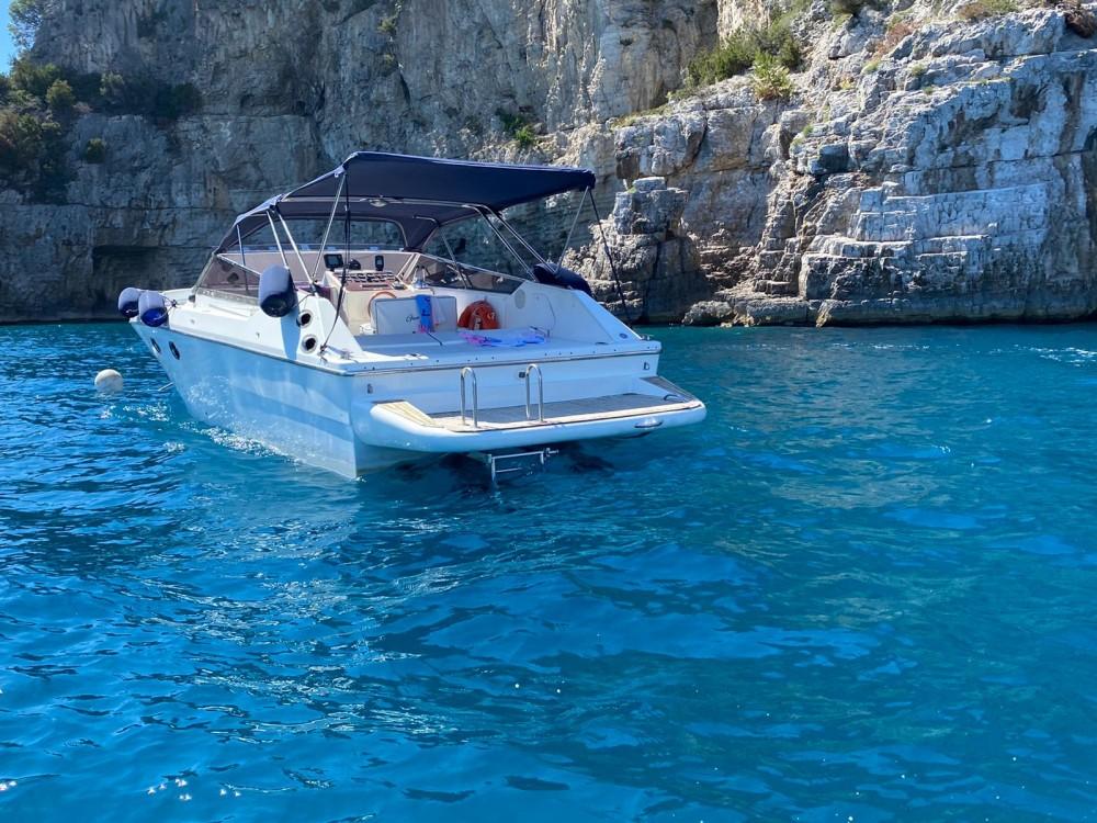 Hire Motorboat with or without skipper garispa Castellammare di Stabia
