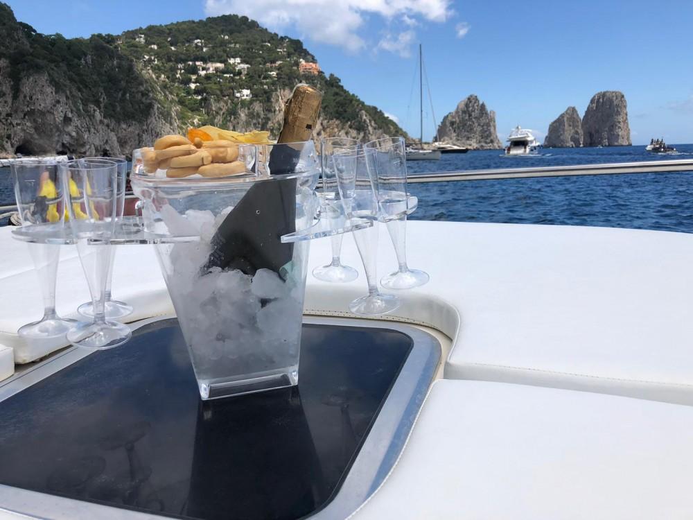 Rental Motorboat garispa with a permit