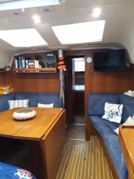 Sailboat for rent Îles de Lérins at the best price