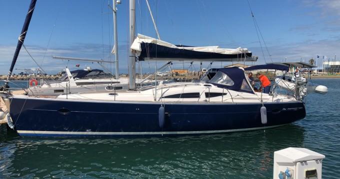 Rental Sailboat in Îles de Lérins - Elan Elan 434