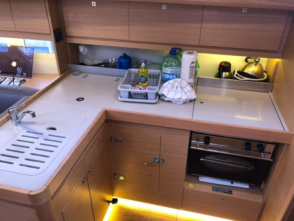 Hire Sailboat with or without skipper Dufour US Virgin Islands