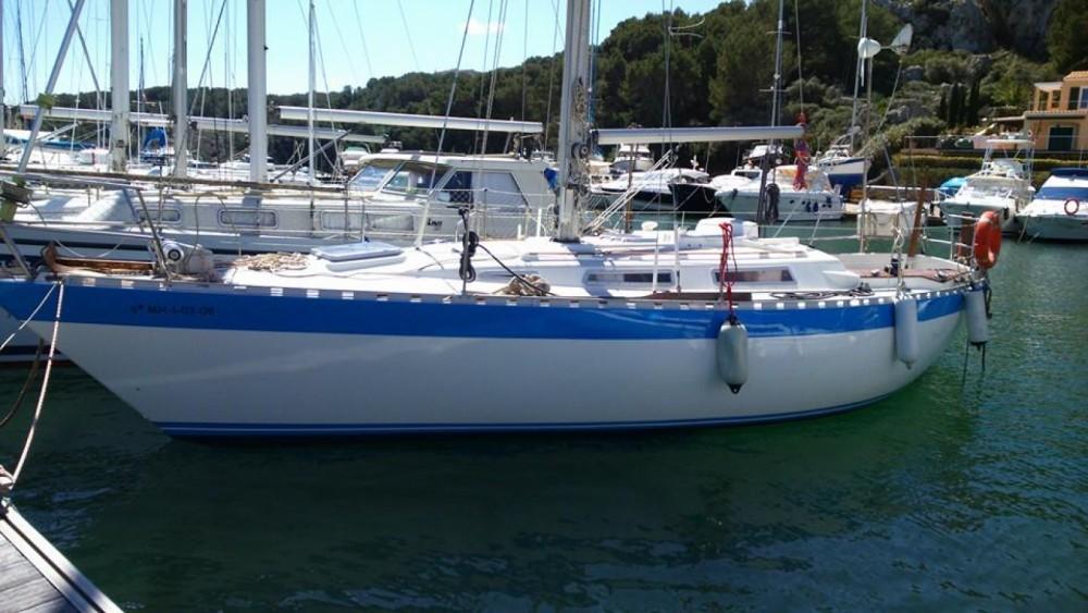Boat rental es Mercadal cheap Gladiateur
