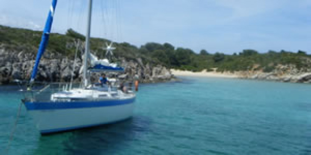 Sailboat for rent es Mercadal at the best price