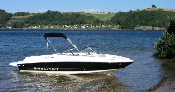 Boat rental Salles-Curan cheap Bayliner 175 GT