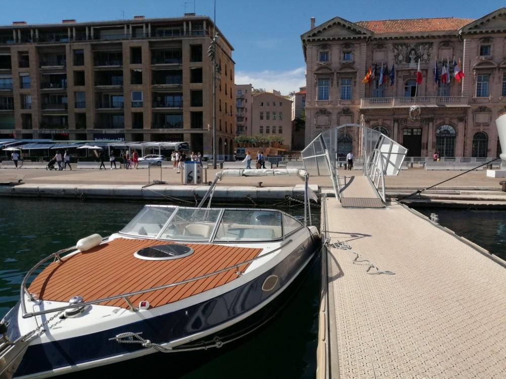 Boat rental Marseille cheap Sundowner 205