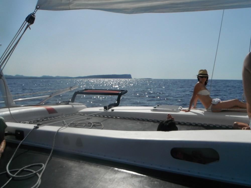 Boat rental es Mercadal cheap Dys,   Rush 10