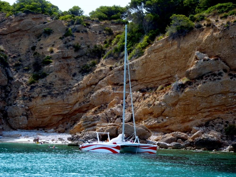 Boat rental Kelt Dys,   Rush 10 in es Mercadal on Samboat