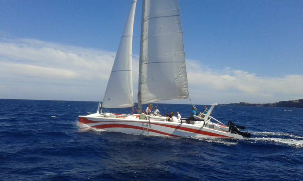 Rental yacht es Mercadal - Kelt Dys,   Rush 10 on SamBoat