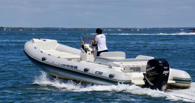 Rental yacht Lège-Cap-Ferret - Bsc BSC 75 on SamBoat