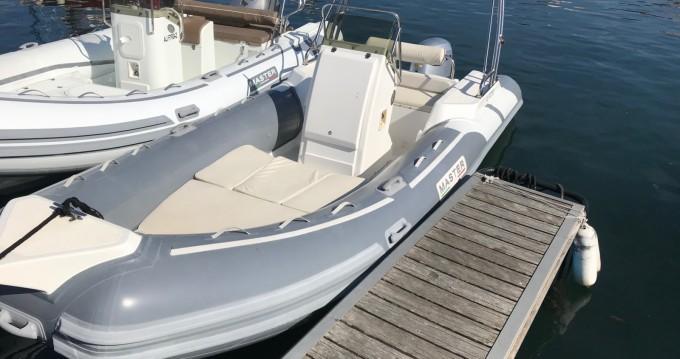 Rental yacht Porto-Vecchio - Master 570 on SamBoat