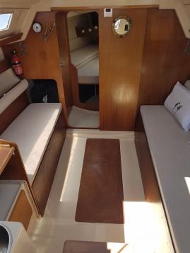 Boat rental Saint-Raphaël cheap Aloa 27
