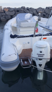 RIB for rent Casamicciola Terme at the best price